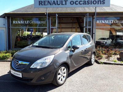 voiture occasion opel meriva reims peugeot reims. Black Bedroom Furniture Sets. Home Design Ideas