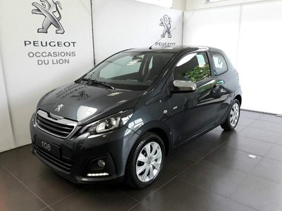 voiture occasion peugeot 108 dijon opel dijon. Black Bedroom Furniture Sets. Home Design Ideas