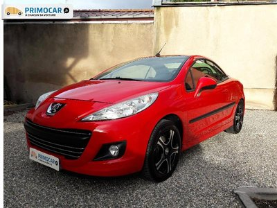 peugeot 207 cc occasion pas cher voiture pas ch re. Black Bedroom Furniture Sets. Home Design Ideas
