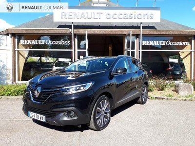renault kadjar occasion 1 6 dci 130ch intens mulhouse re68c2 180460. Black Bedroom Furniture Sets. Home Design Ideas