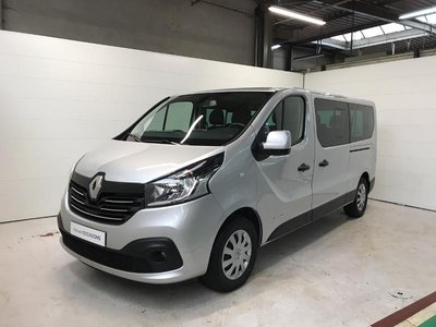 voiture occasion renault trafic combi metz nissan metz. Black Bedroom Furniture Sets. Home Design Ideas