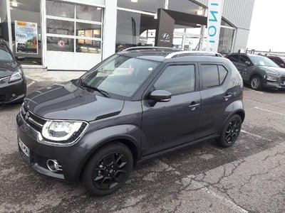 voiture occasion suzuki ignis mulhouse fiat mulhouse. Black Bedroom Furniture Sets. Home Design Ideas