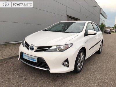 voiture occasion toyota auris metz lexus metz. Black Bedroom Furniture Sets. Home Design Ideas