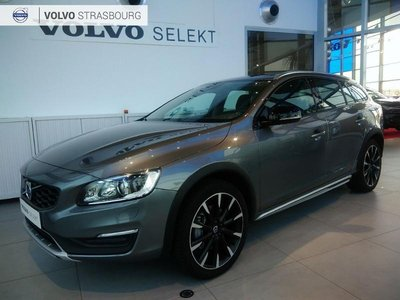volvo v60 cross country d4 awd 190ch pro geartronic occasion hes9 502803. Black Bedroom Furniture Sets. Home Design Ideas