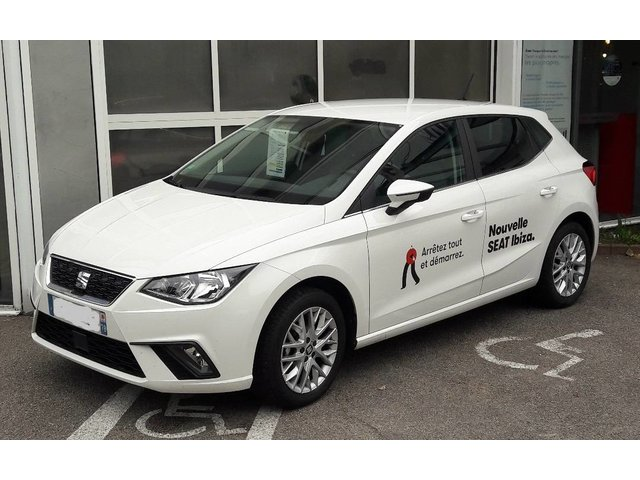 seat ibiza nouvelle 2017 en vente mantes la ville 78 en stock achat 13 900 annonce n. Black Bedroom Furniture Sets. Home Design Ideas
