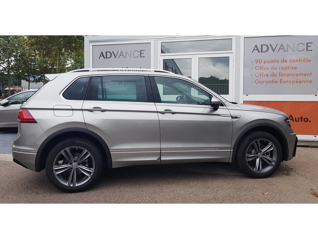 volkswagen tiguan 2018 en vente mantes la ville 78 en stock achat 45 900 annonce n. Black Bedroom Furniture Sets. Home Design Ideas