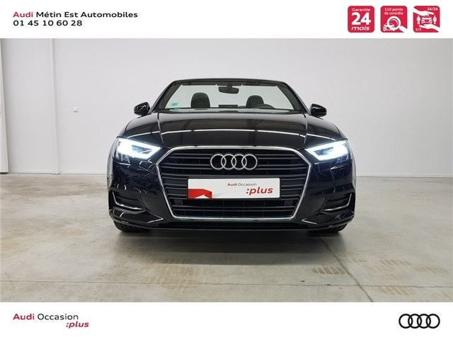 occasion audi a3 cabriolet saint maur des foss s 94 19410 km en vente 35 990 annonce n. Black Bedroom Furniture Sets. Home Design Ideas