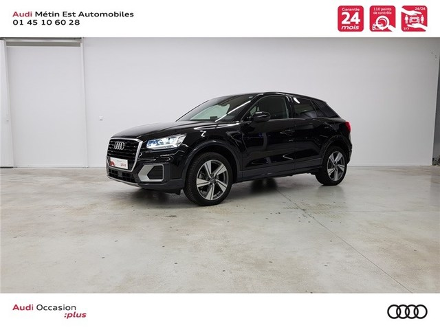 occasion audi q2 saint maur des foss s 94 23500 km en vente 40 000 annonce n. Black Bedroom Furniture Sets. Home Design Ideas
