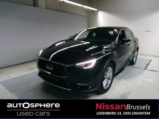 Nissan Garage Tweedehands : Tweedehands infiniti q30 from nissan brussels zaventem