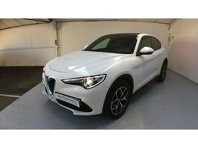 alfa romeo stelvio 2 0t 280ch sport edition q4 at8 occasion thonon les bains 44 490. Black Bedroom Furniture Sets. Home Design Ideas