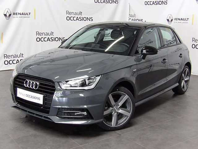 audi a1 sportback 1 4 tdi 90ch ultra s line occasion. Black Bedroom Furniture Sets. Home Design Ideas