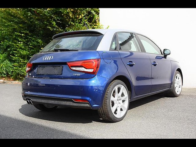 audi a1 sportback 1 4 tfsi 125ch ambition occasion niort 18 290. Black Bedroom Furniture Sets. Home Design Ideas