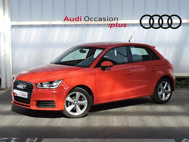 audi a1 sportback 1 0 tfsi 95ch ultra ambiente s tronic 7 occasion reims 17 490. Black Bedroom Furniture Sets. Home Design Ideas