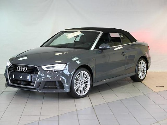 audi a3 cabriolet 2017 en vente longeville l s st avold 57 en stock. Black Bedroom Furniture Sets. Home Design Ideas