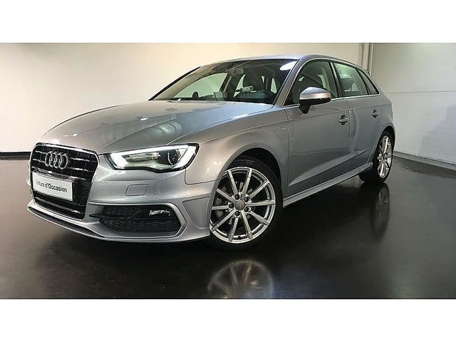 audi a3 sportback 2 0 tdi 150ch fap ambition luxe occasion. Black Bedroom Furniture Sets. Home Design Ideas