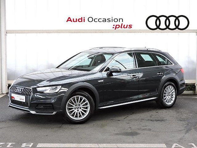 audi a4 allroad 2 0 tdi 163ch design quattro occasion. Black Bedroom Furniture Sets. Home Design Ideas