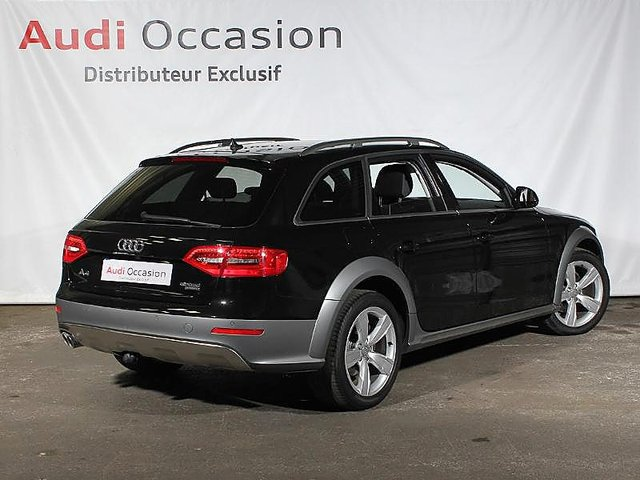 occasion audi a4 allroad toulon sur allier 03 44987 km en vente. Black Bedroom Furniture Sets. Home Design Ideas
