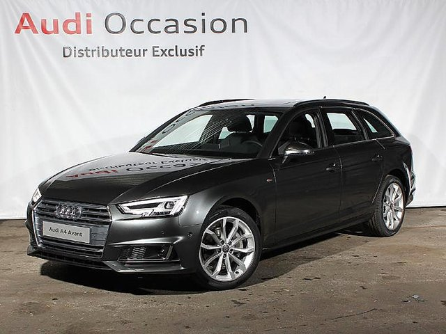 audi a4 avant 2018 en vente riom 63 en stock. Black Bedroom Furniture Sets. Home Design Ideas