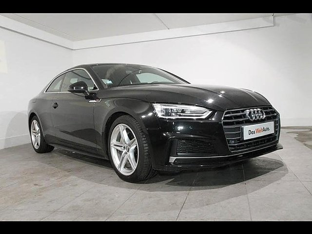 audi a5 2 0 tdi 190ch s line s tronic 7 occasion. Black Bedroom Furniture Sets. Home Design Ideas