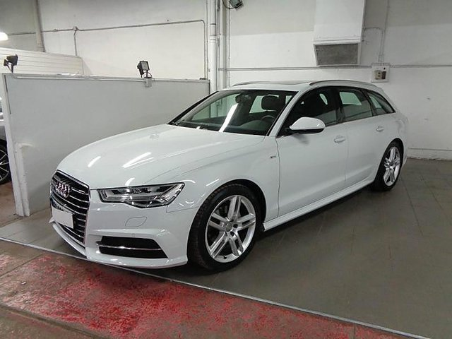 audi a6 avant 2 0 tdi 190ch s line quattro s tronic 7 occasion thionville 42 990. Black Bedroom Furniture Sets. Home Design Ideas