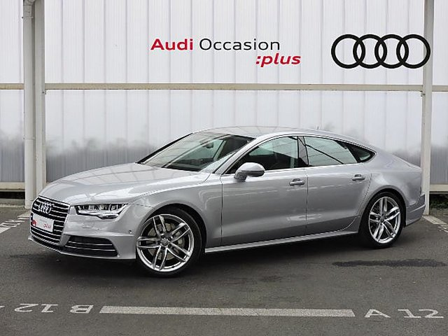 audi a7 sportback 3 0 v6 bitdi 320ch ambition luxe quattro tiptronic occasion reims 38 990. Black Bedroom Furniture Sets. Home Design Ideas