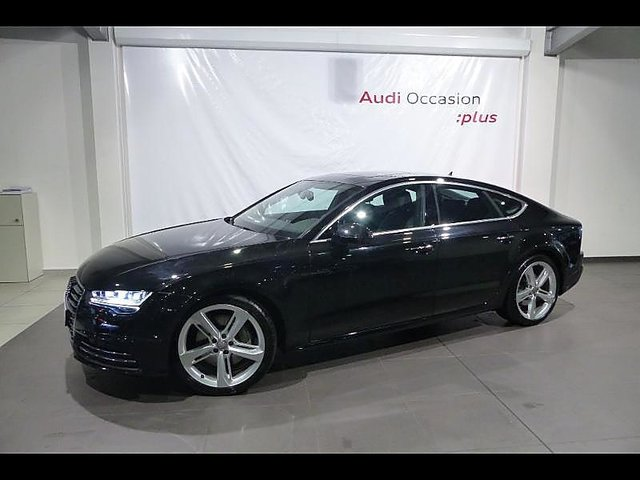 occasion audi a7 sportback lambres lez douai 59 93000 km en vente. Black Bedroom Furniture Sets. Home Design Ideas