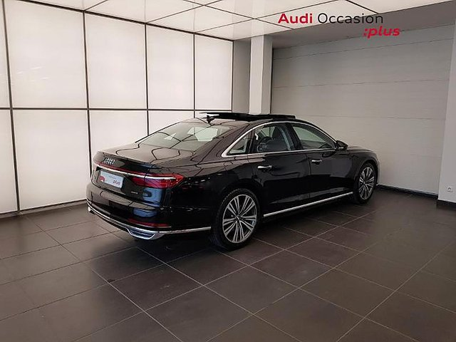 audi a8 2017 en vente rivery 80 en stock. Black Bedroom Furniture Sets. Home Design Ideas