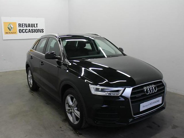 audi q3 2 0 tdi 184ch ambition luxe quattro s tronic 7. Black Bedroom Furniture Sets. Home Design Ideas
