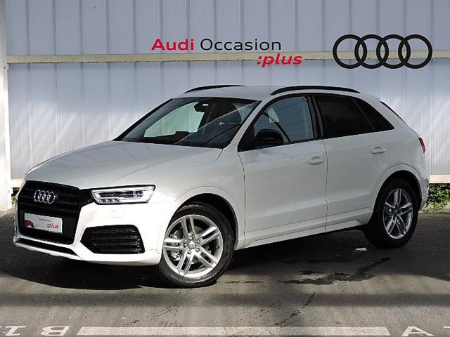 audi q3 1 4 tfsi 150ch cod ambiente s tronic 6 occasion epernay 34 990. Black Bedroom Furniture Sets. Home Design Ideas