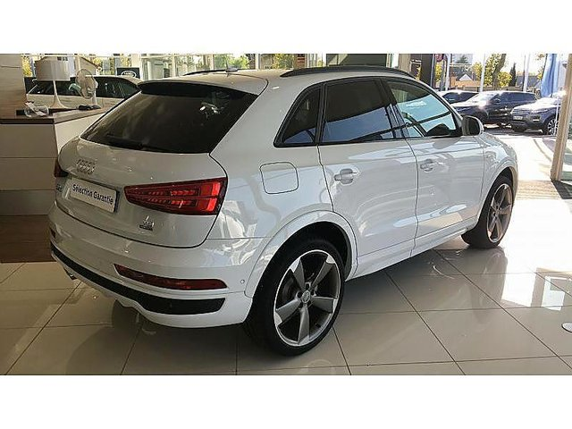 audi q3 2 0 tdi 184ch ambition luxe quattro s tronic 7 occasion meaux 34 900. Black Bedroom Furniture Sets. Home Design Ideas