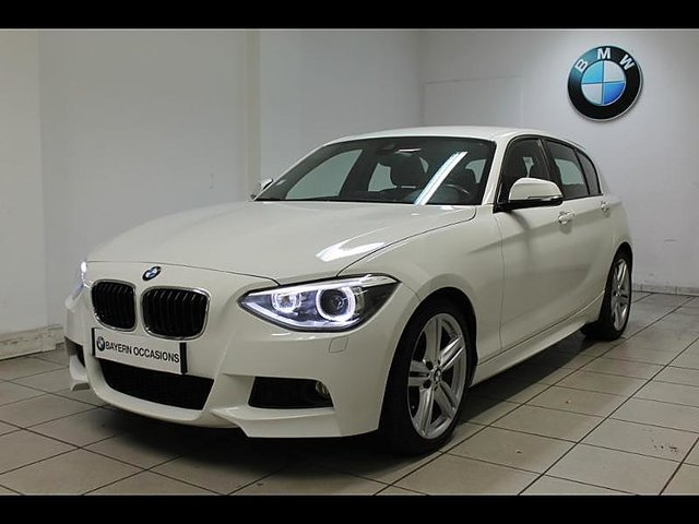 bmw serie 1 120d xdrive 184ch m sport 5p occasion aix en provence 18 500. Black Bedroom Furniture Sets. Home Design Ideas