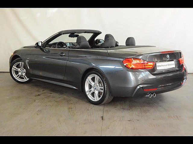 bmw serie 4 cabriolet 420da 190ch m sport occasion bordeaux 38 490. Black Bedroom Furniture Sets. Home Design Ideas