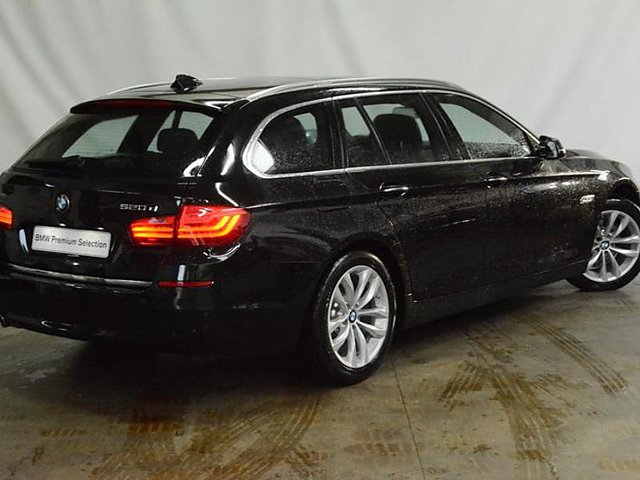 bmw serie 5 touring 520da xdrive 190ch luxury occasion bordeaux 39 790. Black Bedroom Furniture Sets. Home Design Ideas