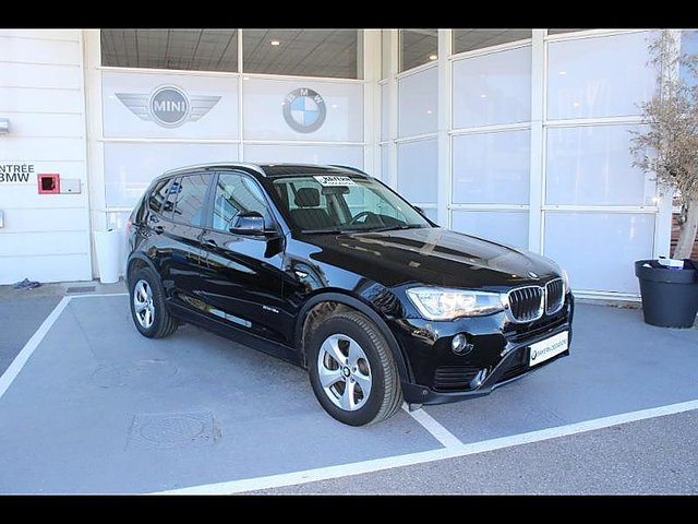 bmw x3 sdrive18d 150ch business occasion marignane 19 900. Black Bedroom Furniture Sets. Home Design Ideas