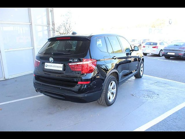 bmw x3 sdrive18d 150ch business occasion aix en provence 20 900. Black Bedroom Furniture Sets. Home Design Ideas