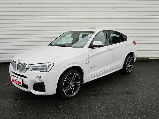 bmw x4 xdrive30da 258ch m sport occasion bordeaux 42 990. Black Bedroom Furniture Sets. Home Design Ideas