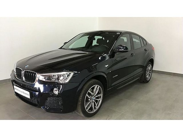 bmw x4 xdrive20da 190ch m sport occasion bordeaux 42 990. Black Bedroom Furniture Sets. Home Design Ideas