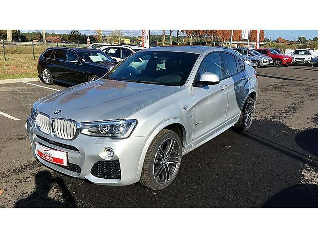 bmw x4 xdrive30da 258ch m sport occasion bayonne 51 990. Black Bedroom Furniture Sets. Home Design Ideas