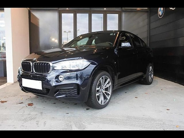 bmw x6 xdrive 30da 258ch m sport occasion bordeaux 69 990. Black Bedroom Furniture Sets. Home Design Ideas