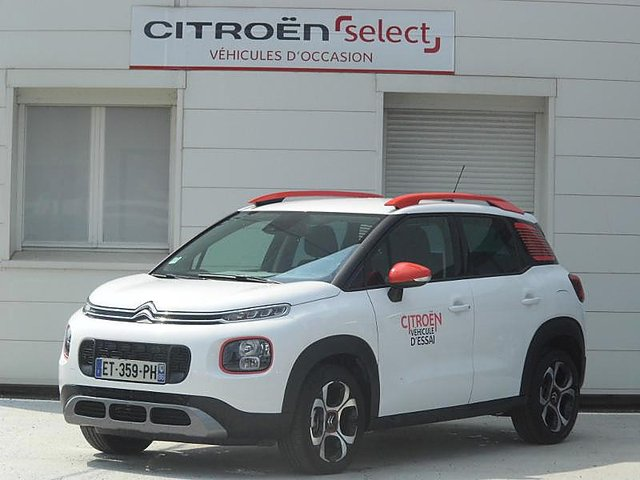 achat citroen c3 aircross de d monstration bluehdi 120ch s s shine 21 990 montmorillon. Black Bedroom Furniture Sets. Home Design Ideas