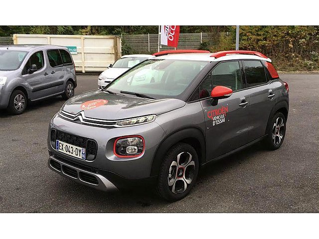 achat citroen c3 aircross de d monstration puretech 110ch s s shine 20 990 ch tellerault. Black Bedroom Furniture Sets. Home Design Ideas