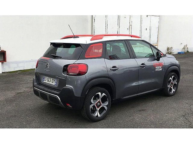 achat citroen c3 aircross de d monstration puretech 110ch s s shine 19 990 poitiers. Black Bedroom Furniture Sets. Home Design Ideas