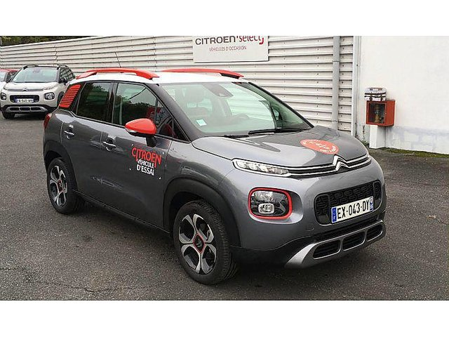 achat citroen c3 aircross de d monstration puretech 110ch s s shine 20 990 poitiers. Black Bedroom Furniture Sets. Home Design Ideas