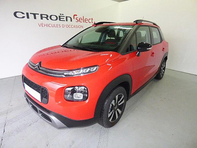 citroen c3 aircross puretech 110ch s s feel occasion. Black Bedroom Furniture Sets. Home Design Ideas