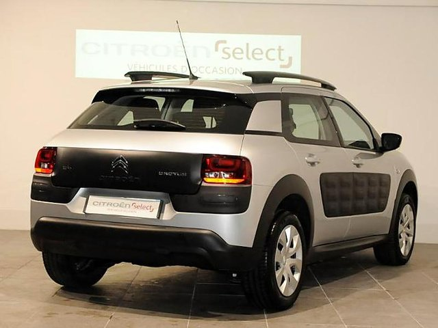 citroen c4 cactus bluehdi 100 feel occasion parthenay 12. Black Bedroom Furniture Sets. Home Design Ideas