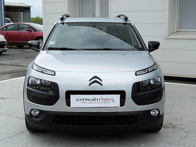 citroen c4 cactus bluehdi 100 feel edition occasion montmorillon 12 490. Black Bedroom Furniture Sets. Home Design Ideas