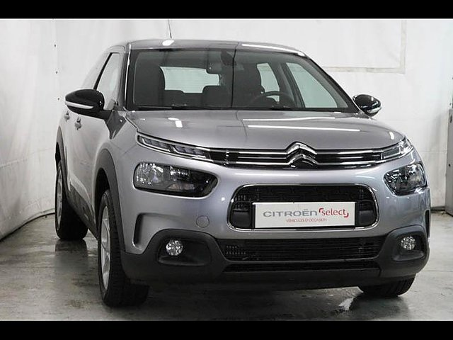 citroen c4 cactus bluehdi 100ch s s feel e6 d temp occasion niort 16 600. Black Bedroom Furniture Sets. Home Design Ideas