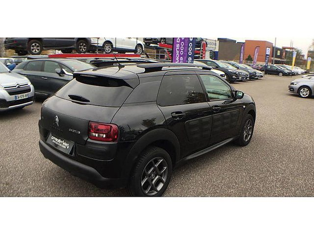 citroen c4 cactus bluehdi 100 shine occasion annecy 14 290. Black Bedroom Furniture Sets. Home Design Ideas