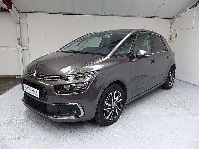 citroen c4 picasso puretech 130ch shine s s occasion annemasse 21 990. Black Bedroom Furniture Sets. Home Design Ideas