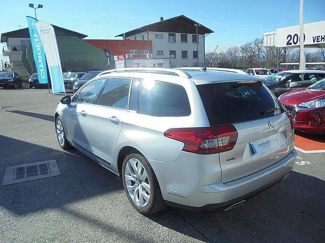 citroen c5 tourer 2 0 bluehdi 180ch hydractive exclusive s s eat6 occasion annemasse 24 490. Black Bedroom Furniture Sets. Home Design Ideas